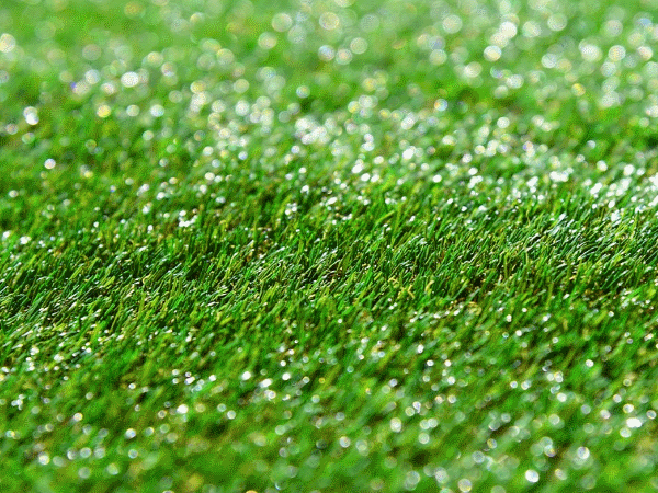 Fine artificial grass