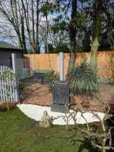Chicken coup, custom built gate and fencing