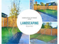 Basics done well – Landscaping Penwortham, Oct 2019